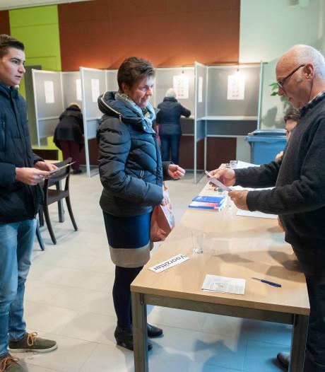 De stembussen zijn gesloten: het tellen is begonnen