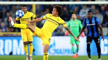 LIVE. Dortmund kan Club voorlopig ook na rust niet in de problemen brengen, ruimtes worden groter in Brugge