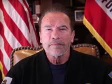 Arnold Schwarzenegger s'est entretenu avec Joe Biden après sa vidéo virale