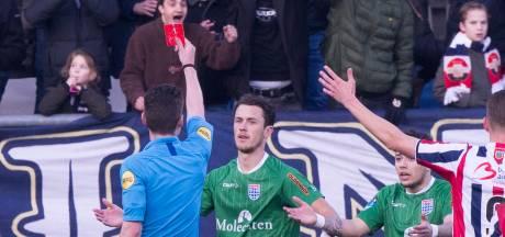 Thomas Lam heeft geen spijt van rode kaart: 'Maar dit is niet mijn stadion'