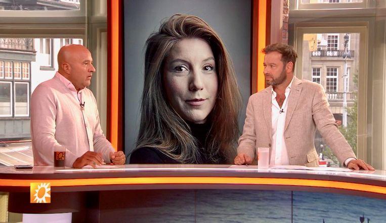 RTL nieuwssite over moord op Deense journaliste Kim Wall Beeld Renate Van Der Bas