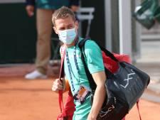 Kimmer Coppejans éliminé au 3e tour des qualifications de Roland-Garros
