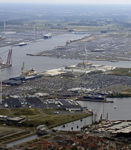 11 miljoen namaaksigaretten onderschept in Zeebrugge