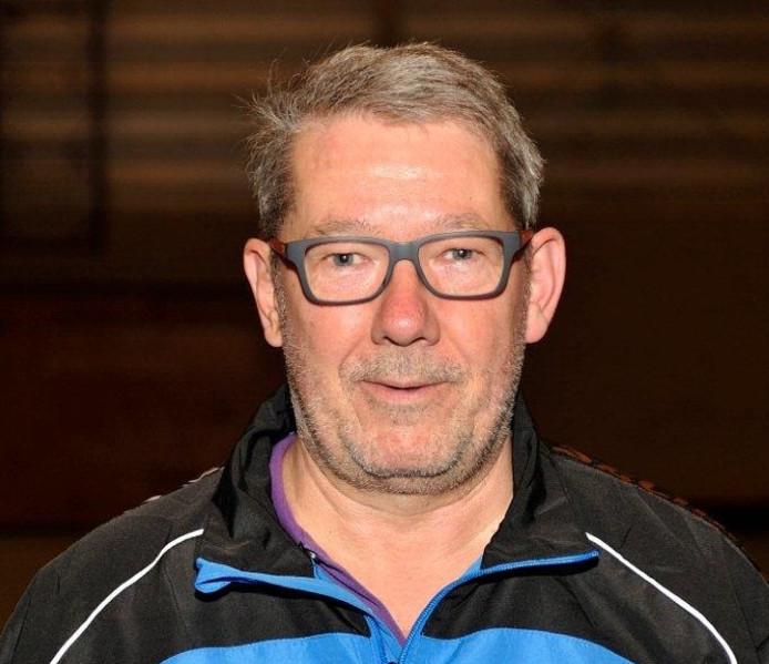 Coach Martijn Verhagen