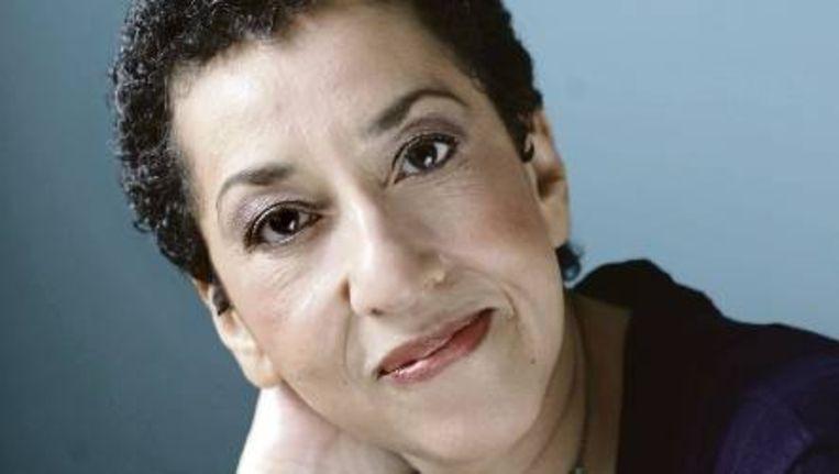 Andrea Levy, schrijfster met talent en visie. (LAURIE FLETCHER) Beeld