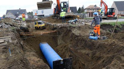 Voorbereidende werken voor nieuwe brug over Albertkanaal aan de Molekens volop bezig