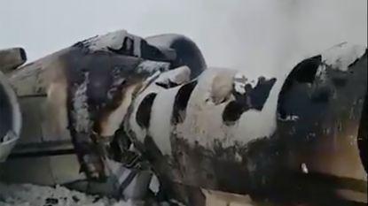 Vliegtuig van Amerikaans leger neergestort in Afghanistan, zeggen taliban