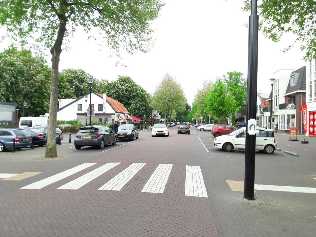 De Rademakerstraat is al een 30 kilometerzone.