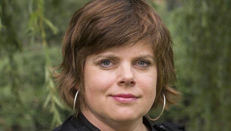 Janine Janssen. Beeld Marco Stoker