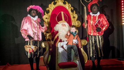 Sinterklaas aangekomen in Roeselare