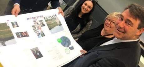 """Denis Ducarme rend visite à une entreprise """"verte"""" à Gilly"""