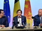 Les ministres wallons prêteront serment vendredi, le vote du parlement prévu lundi