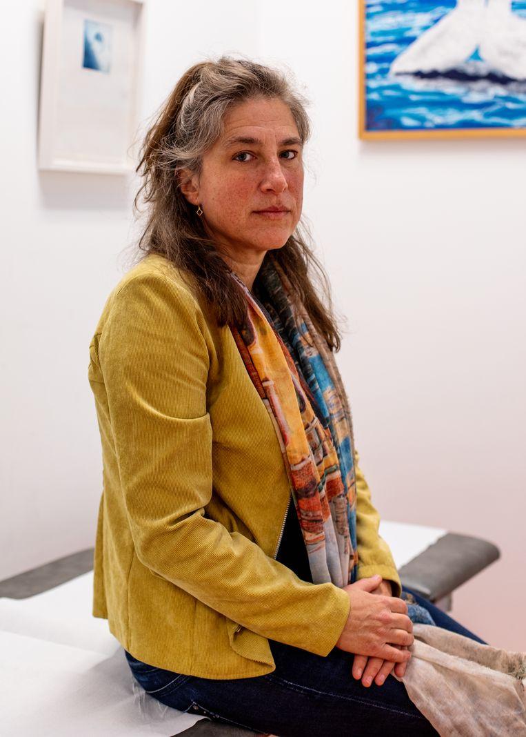 Martine Samsom Beeld Lin Woldendorp