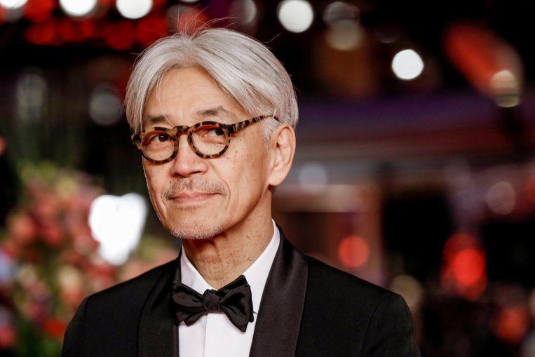 Ryuichi Sakamoto. Beeld Getty