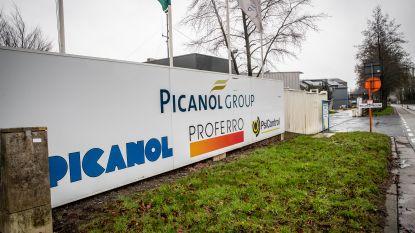 Picanol hervat maandag (deels) productie