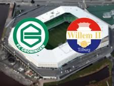 FC Groningen zoekt aansluiting bij subtop