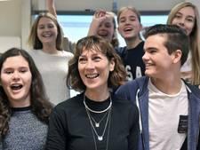 Christèle Zoeter aan kop in PZC-leraarverkiezing
