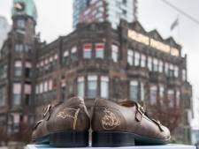 Rotterdamse jubileumschoenen voor Hotel New York