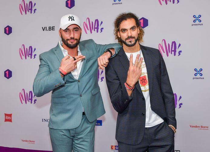 Adil El Arbi et Bilall Fallah