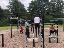 Ideeën genoeg voor Urban Sportpark Eindhoven