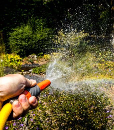 Water besparen? Kies voor een andere tuin...  (en die hoeft vooral niet zo netjes te zijn)