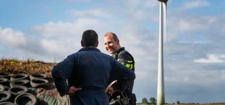 Agent rekent op de boer nu de politiebureaus uit het Brabantse buitengebied zijn verdwenen