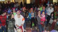 Toch beetje feest in Vosselaar: jeugd amuseert zich op kindercarnaval