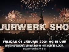 Blokzijl krijgt een centrale vuurwerkshow om consumentenvuurwerk terug te dringen