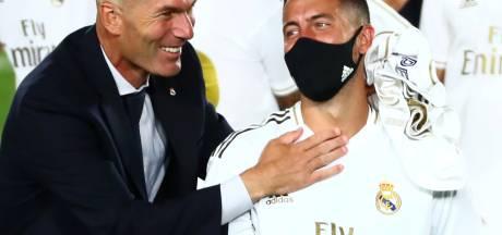 """Hazard sera-t-il titulaire face à City? """"Il se sent beaucoup mieux"""""""