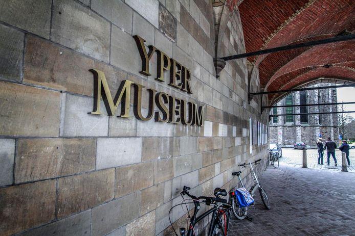 In drie lezingen gaat Yper Museum op zoek naar de vraag hoe je het verhaal brengt van een stad die door WO I van de kaart werd geveegd.