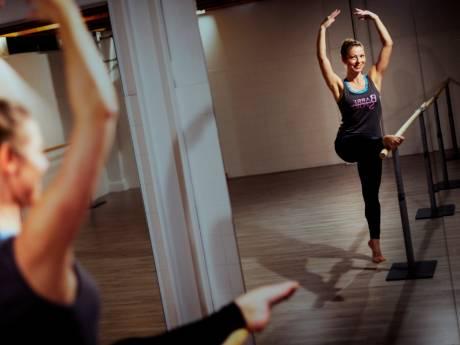 Brenda trok de stoute spitzen aan en opent dansstudio in Dubbeldam