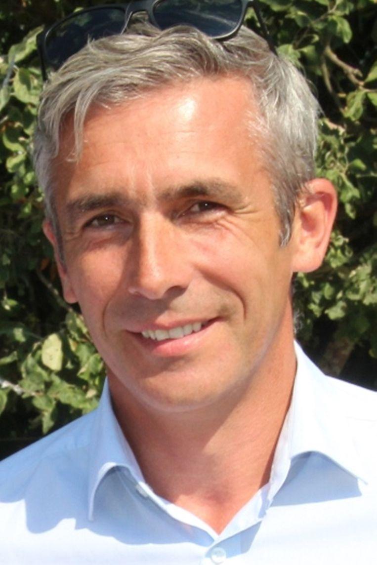 Open Vld-fractievoorzitter Ive Callaert.