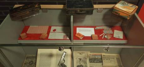 Tentoonstelling 75 jaar bevrijding Den Bosch en vrede en veiligheid bij Ouwestomp