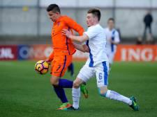 Kadioglu scoort voor Oranje onder 19 tegen Noorwegen