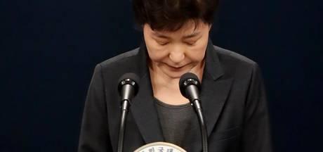 Aanklagers willen arrestatiebevel afgezette president Zuid-Korea