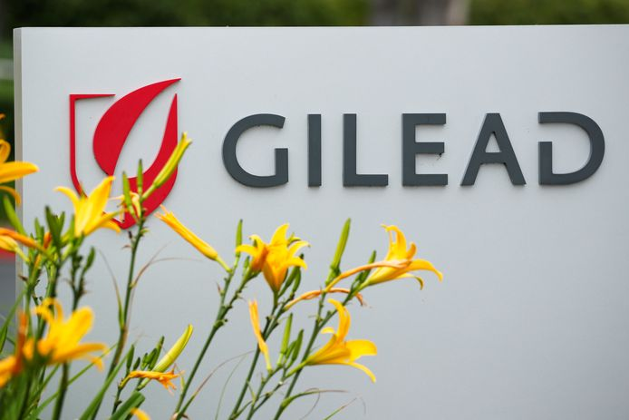 Gilead Sciences Inc pharmaceutical company.