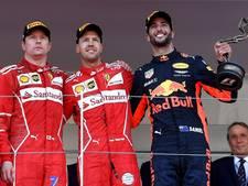 Bekijk hier hoe Verstappen de vijfde plek in Monaco pakt