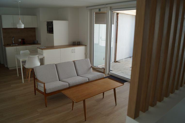 Een blik in de nieuwe hotelappartementen van 't Sleutelhuys