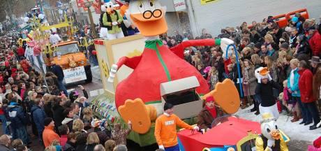 Carnavalsoptocht Vaassen slaat winkelgebied Dorpsstraat over