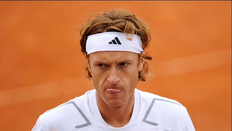 Dick Norman neemt afscheid van het tennis