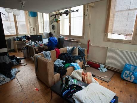 Geen nieuwe kamers erbij in Den Haag in afwachting van nieuw beleid