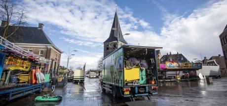 Kermis in Denekamp begonnen, Oldenzaal gaat door, maar in Losser en Ootmarsum weer níet; wat is wijsheid?