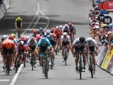 Sagan noteert eerste winst van het seizoen