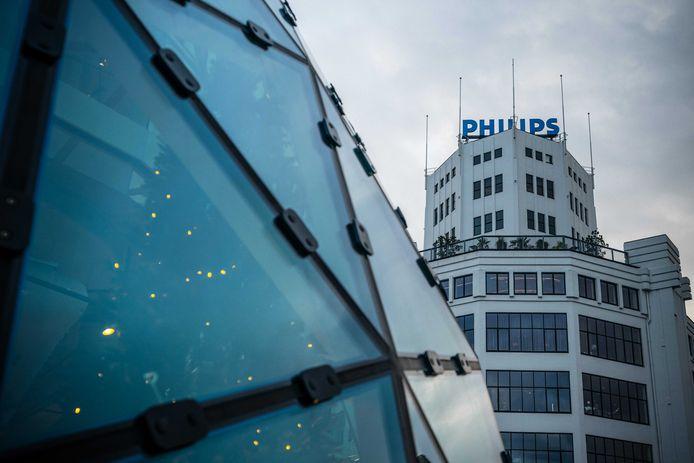 De Lichttoren in het centrum van Eindhoven
