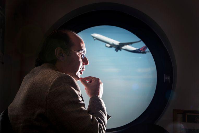 Bernard Gustin, CEO van Brussels Airlines.
