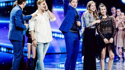 Weer twee finaletickets uitgedeeld in 'Belgium's Got Talent', maar wie sleept het laatste in de wacht?