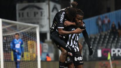 Mazzu-time op Mambourg: Charleroi zet onmondig AA Gent een hak en wipt over Buffalo's naar zesde plaats