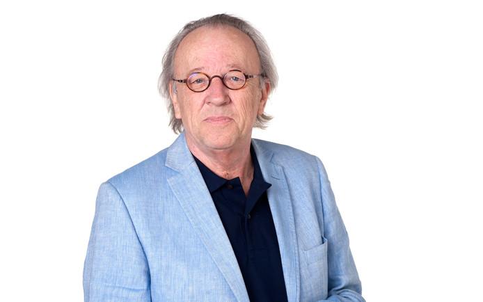 Columnist Willem van Dam.