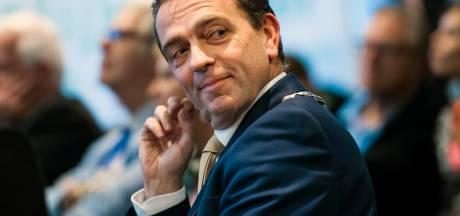 'Liefst nog zes jaar burgemeester Michel Bezuijen'