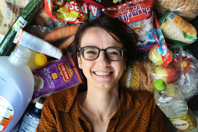 Verslaggeefster Maartje Huijben gaat op plasticdieet.
